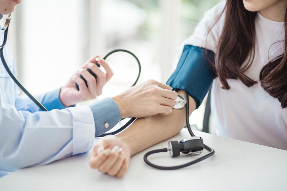 a magas vérnyomás napi aránya