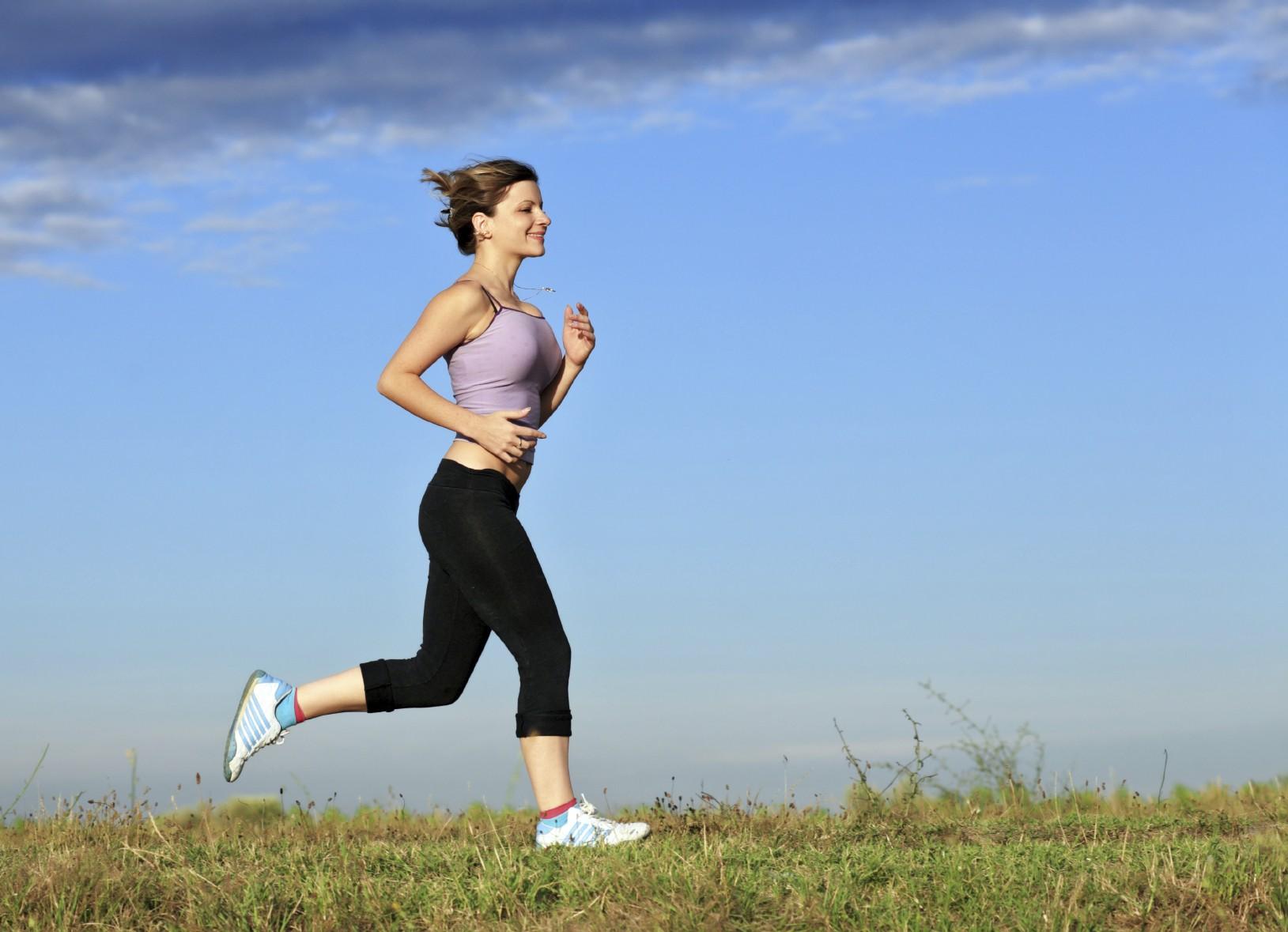 a futás segít a magas vérnyomásban