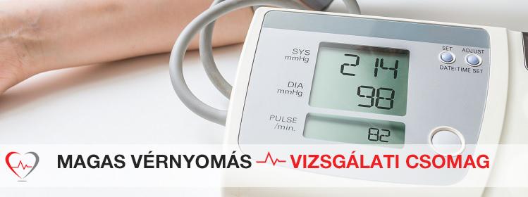 kardiológus magas vérnyomás