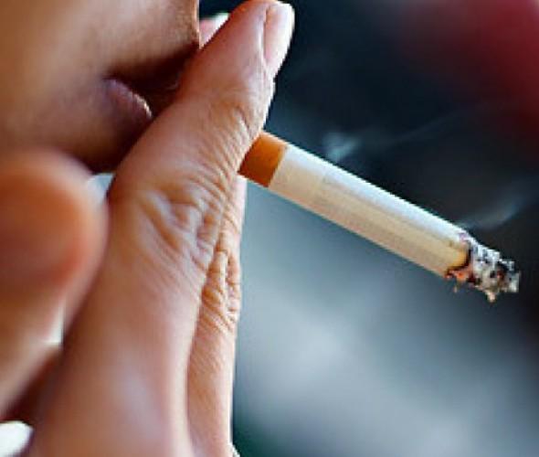 a nikotin hipertóniára gyakorolt hatása fokozatú magas vérnyomás a szívben