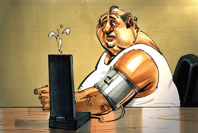 a vese magas vérnyomásának oka