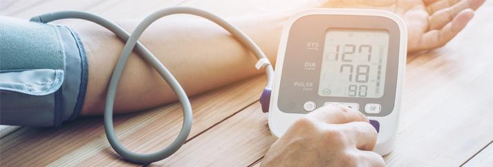 magas vérnyomás a programban