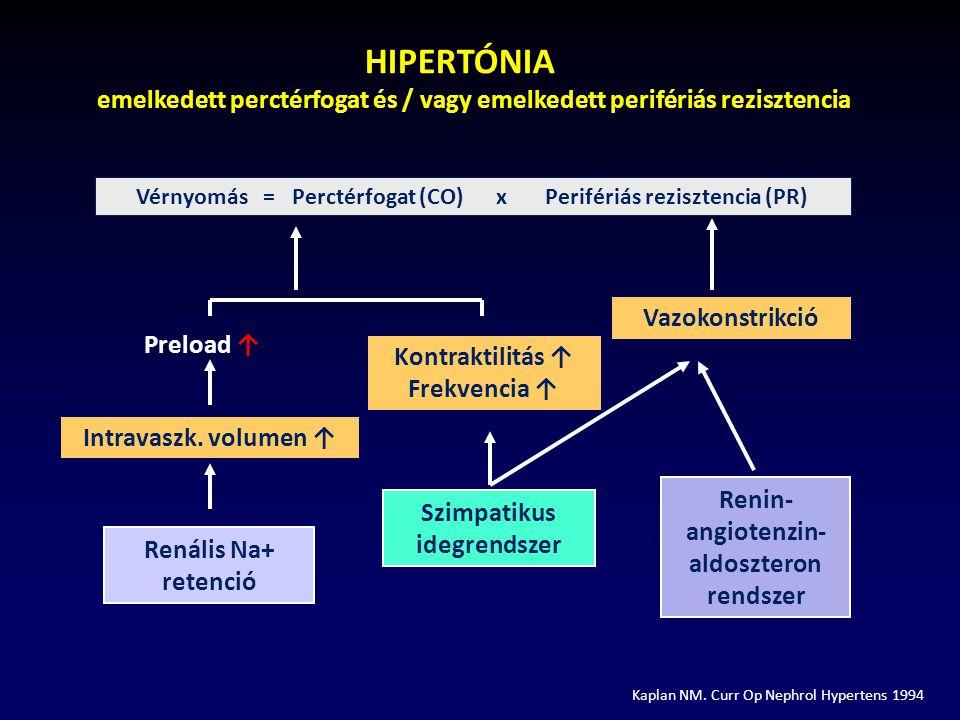 hipertónia kezelésére szolgáló rendszerek