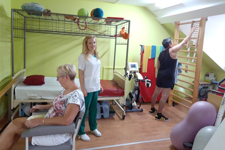 rehabilitáció magas vérnyomásért kórházban