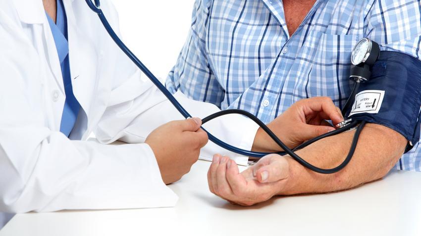 magas vérnyomás kérdőív
