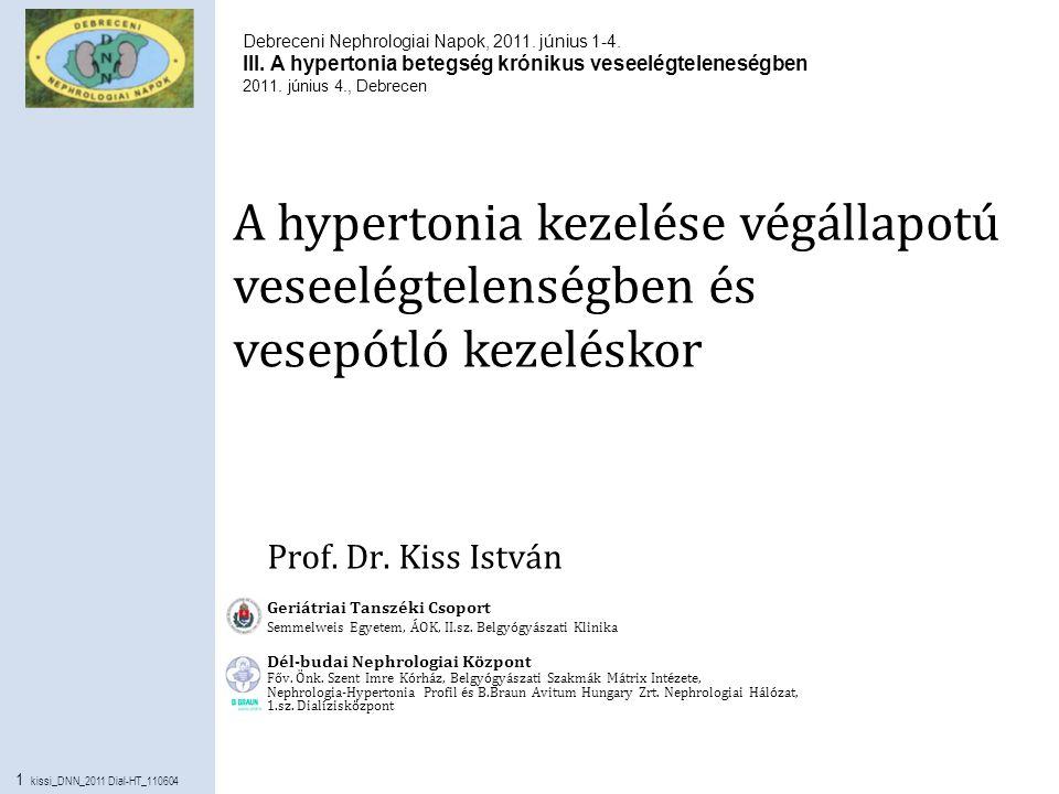 hipertónia patofiziológiai előadás csipkebogyó készítmény magas vérnyomás ellen
