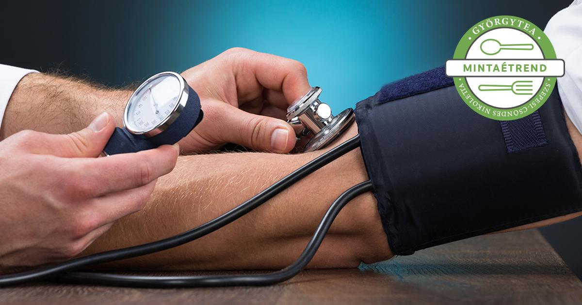 gyors enyhülés magas vérnyomás esetén