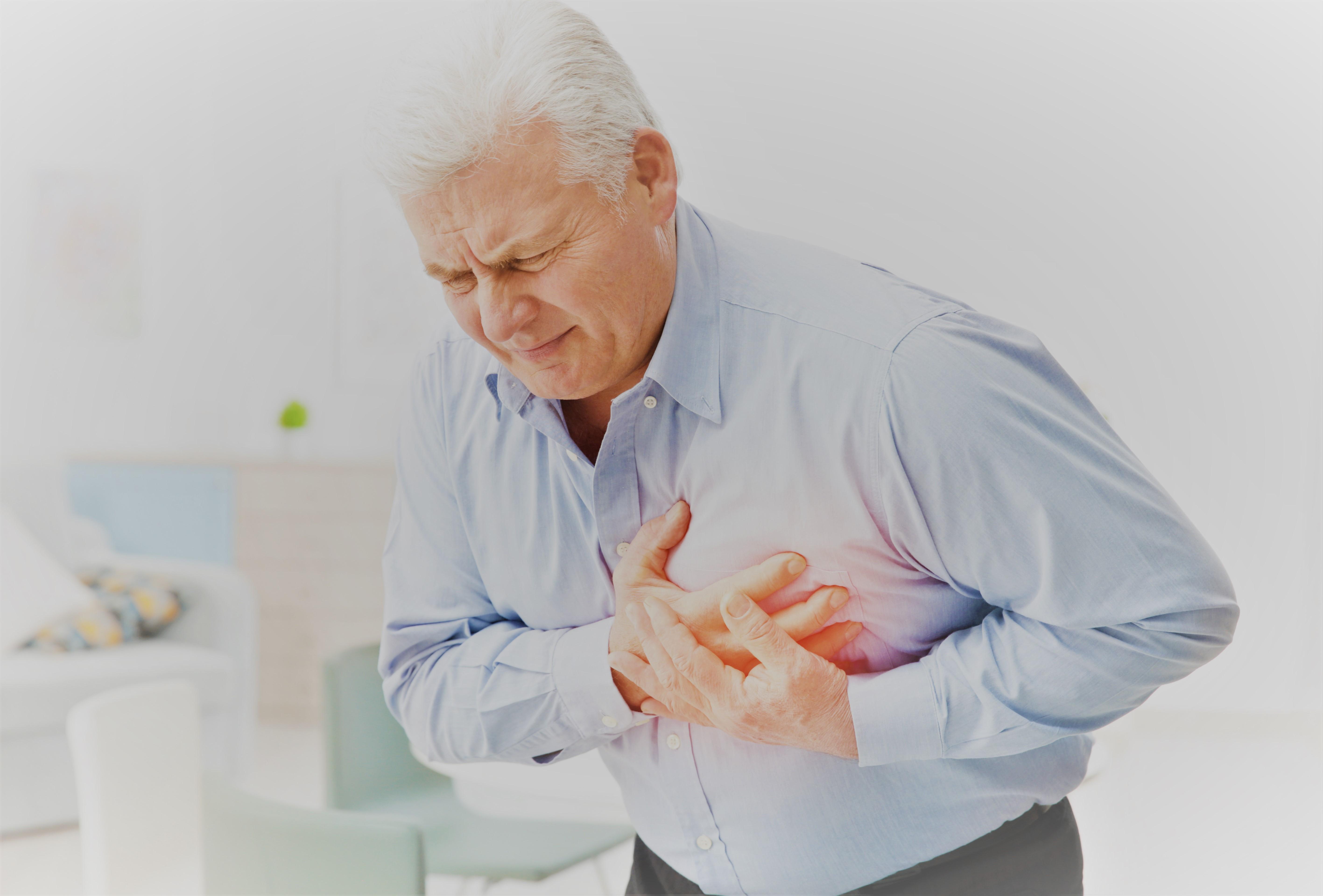 Szúró mellkasi fájdalom