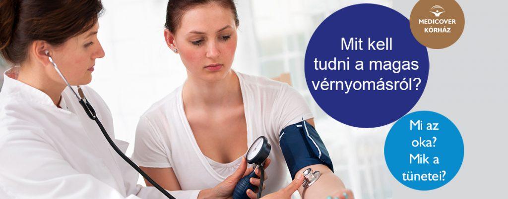 Magas vérnyomás - Germán Gyógytudomány