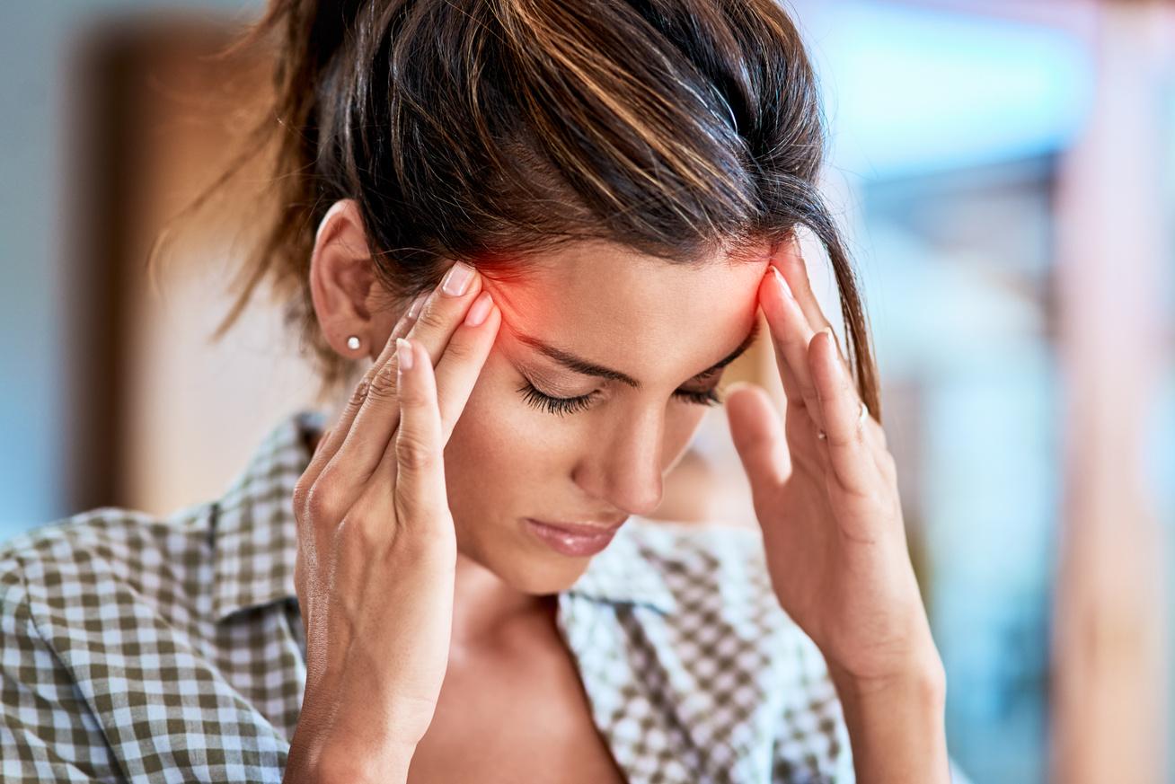 a fejfájás oka magas vérnyomásban