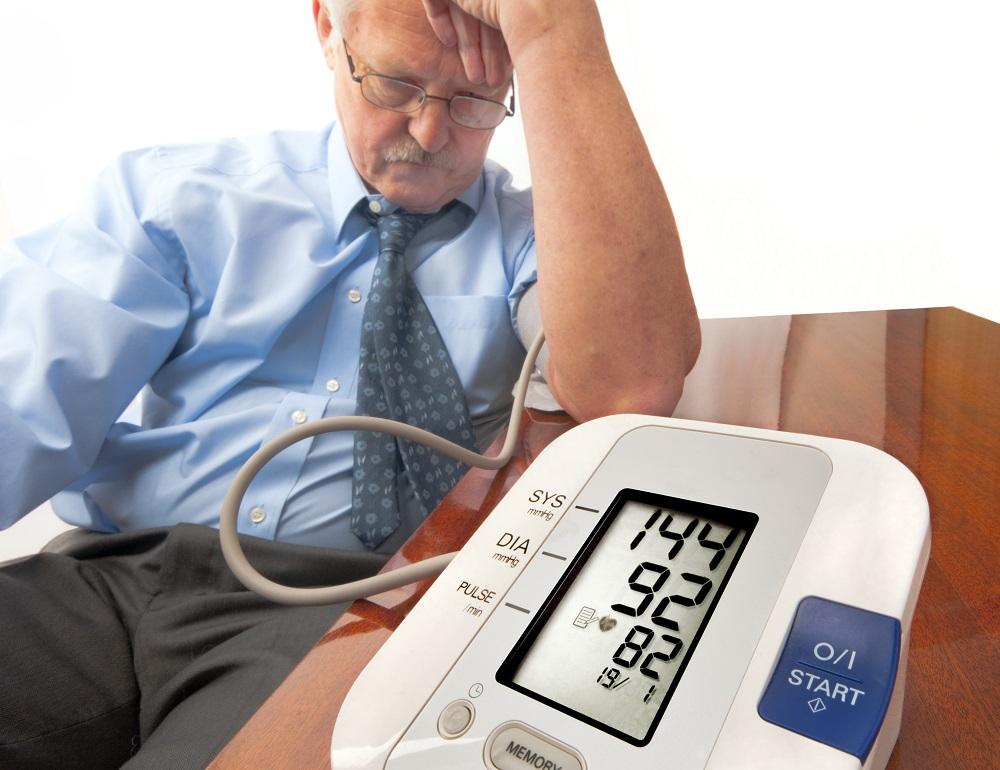 a magas vérnyomás második csoportja