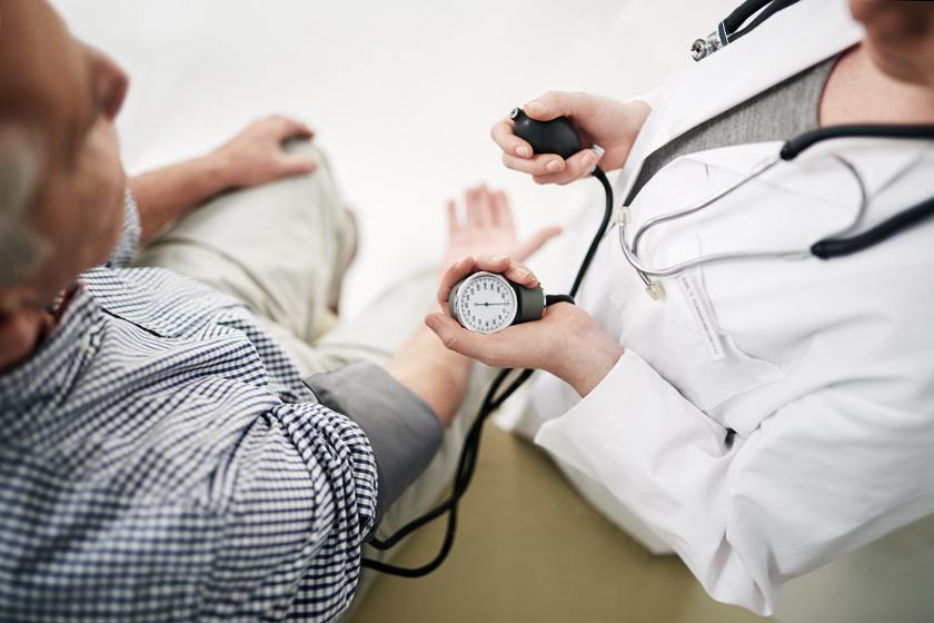 Hipertenzív válság: besorolás és jelek - Sérülések -