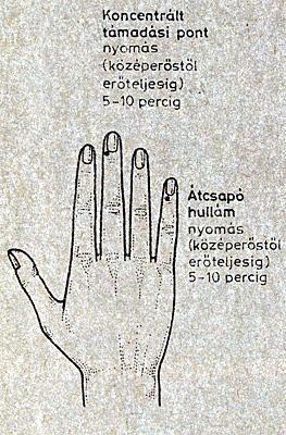 akupunktúrás pontok a magas vérnyomás ellen cirkadián ritmusok és magas vérnyomás