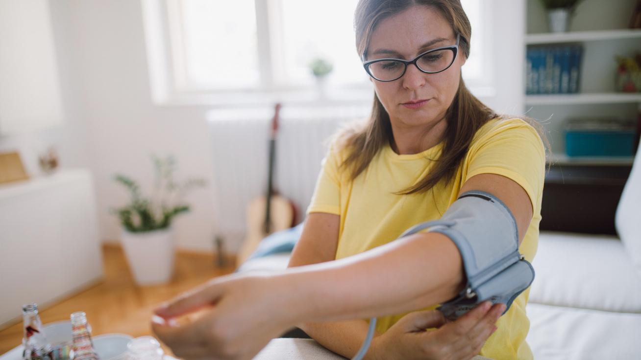 hogyan lehet beállítani a magas vérnyomás mértékét