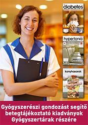 hipertónia a gyógyszertárakban
