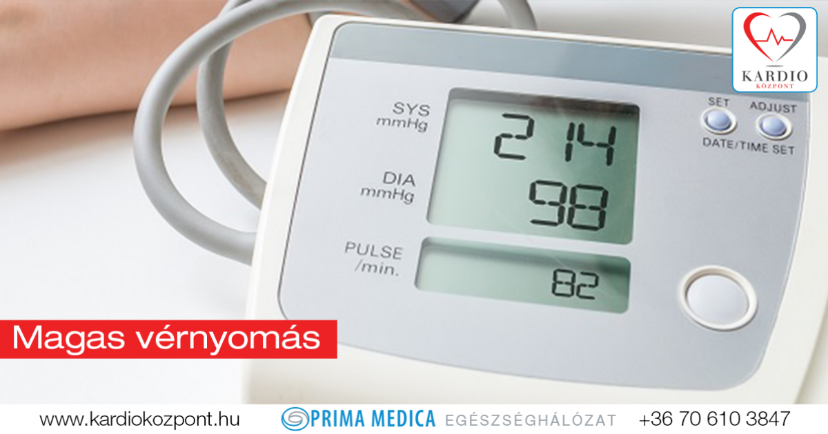 enyhe magas vérnyomás hogyan kell kezelni