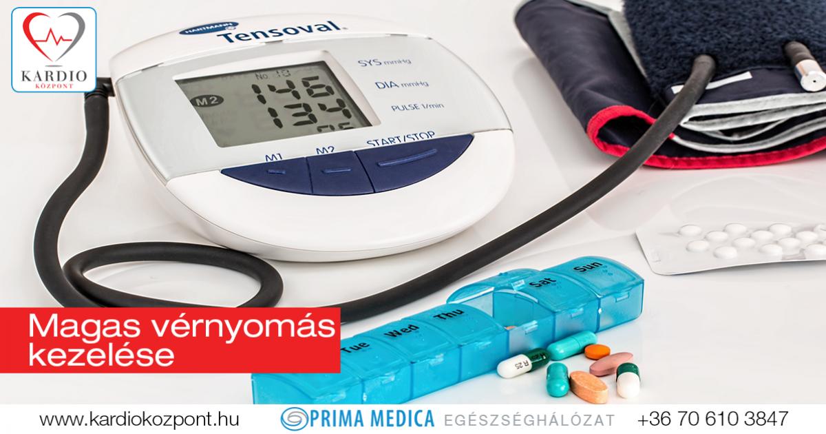 hipertónia kezelésére szolgáló rendszerek a magas vérnyomás jelei és tünetei