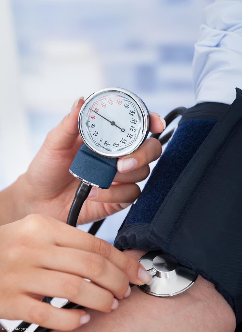 magas vérnyomás 3 nap alatt