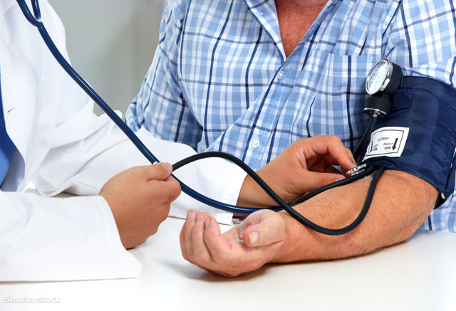 magas vérnyomás külföldön
