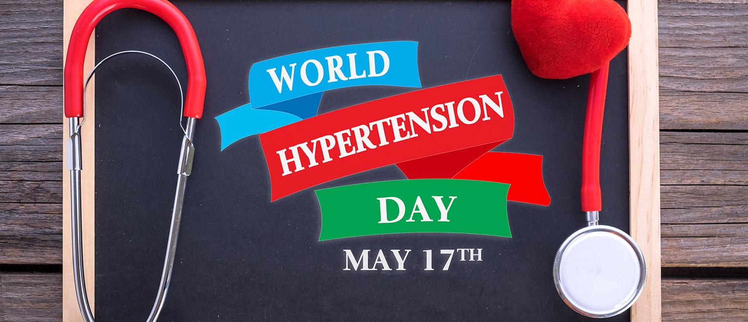 Május 17-e a magas vérnyomás elleni küzdelem napja