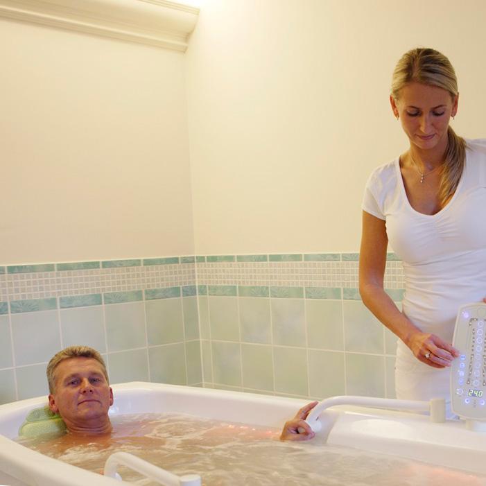Dr. Zalmanov és a fürdőterápia | Hymato Products Kft.